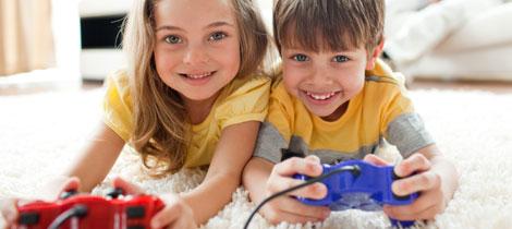 Videojuegos para niños: consejos para padres
