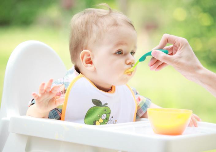 Reglas de oro para alimentar a tu bebé