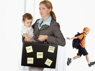 Consejos para incorporarte al trabajo después de ser madre