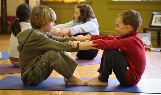 Ejercicios para niños: gimnasia cerebral