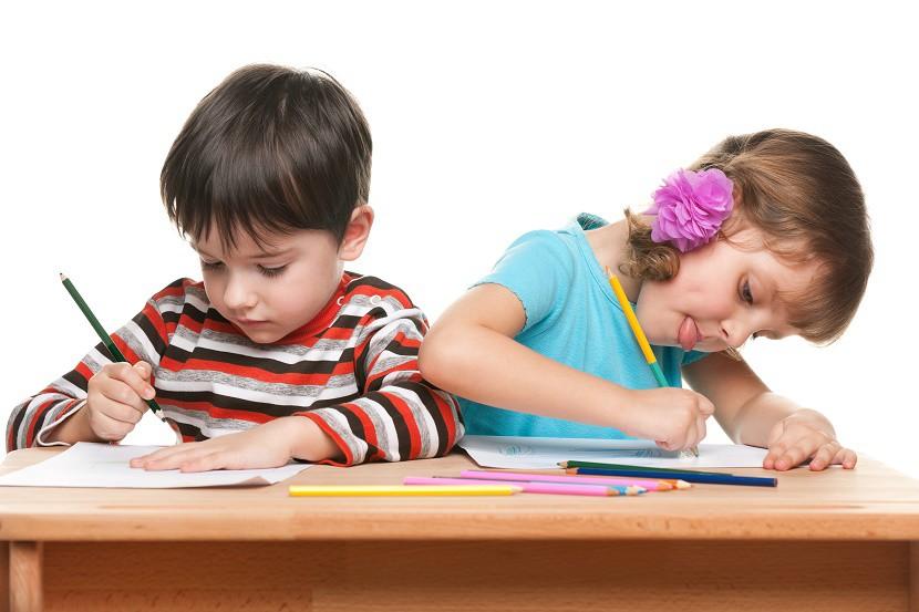 Niños con disgrafía