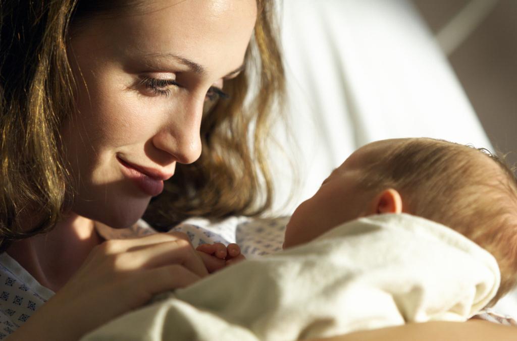La maternidad provoca cambios en el cerebro