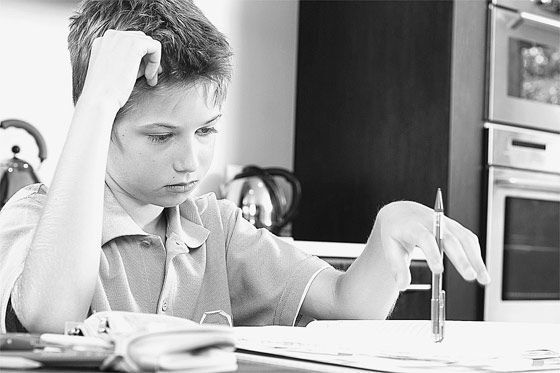 Ejercicios para niños con bajo rendimiento escolar