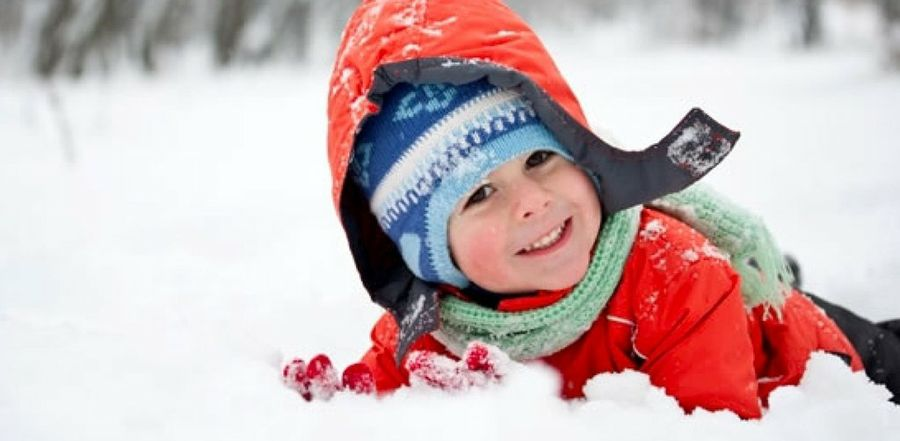 Consejos para proteger a tus hijos del frío