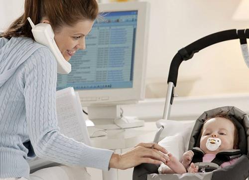 Mamás autónomas