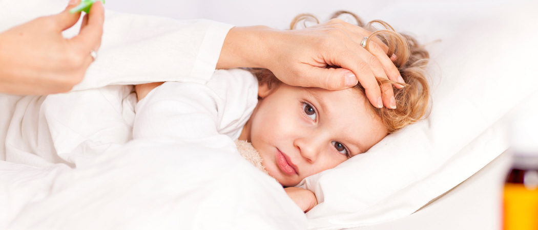 Enfermedades más comunes que pueden afectar a tus hijos