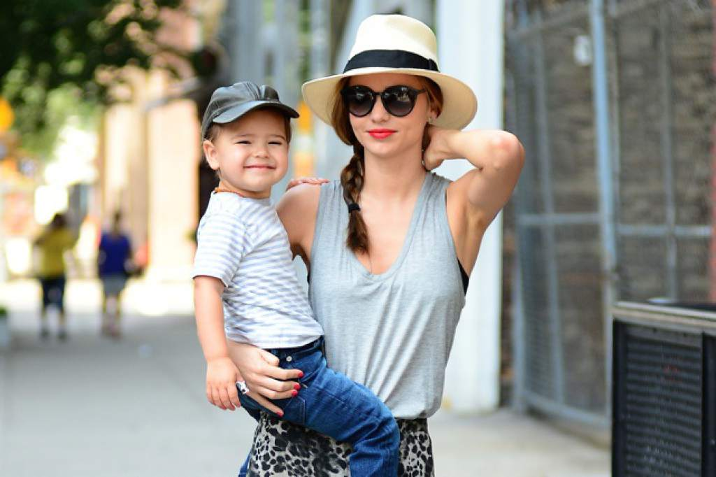 Looks para madres