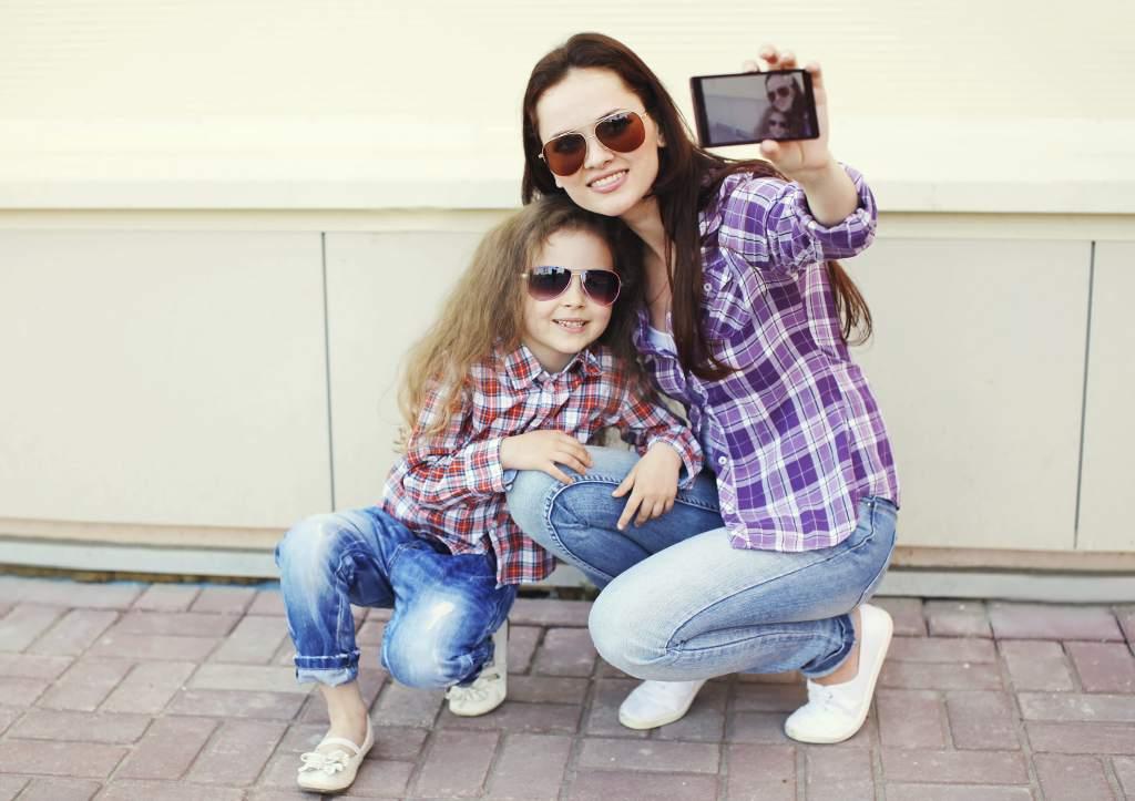 Ropa para madres e hijas