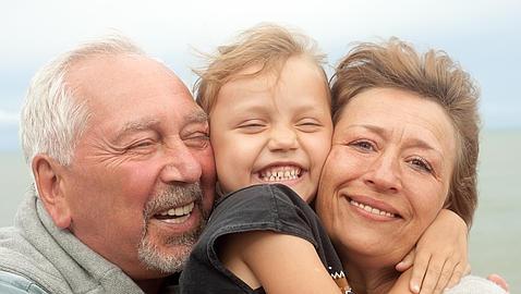 El papel de los abuelos en la educación de tus hijos