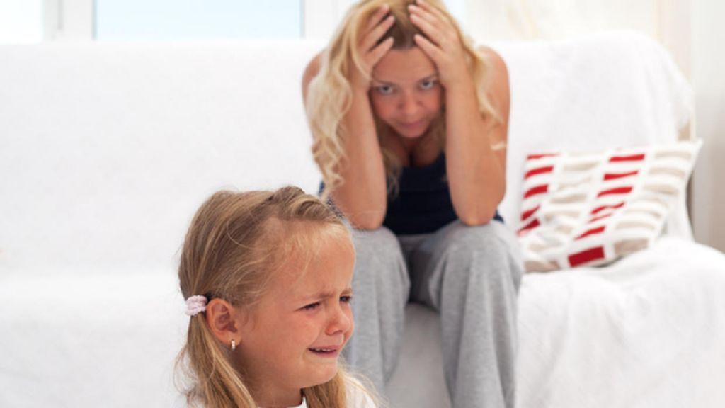 Trucos para no perder los nervios con tus hijos