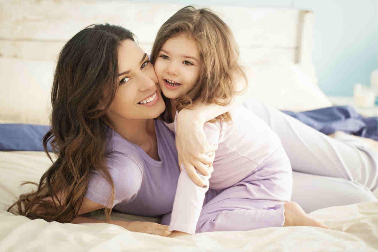 Cómo ser madre soltera
