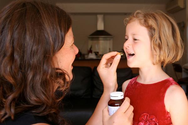 Complementos vitamínicos para el crecimiento de tus hijos